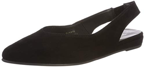 Tamaris Damen 1-1-29406-22 Slingback Pumps, Schwarz (Black 1), 37 EU -