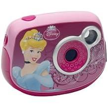 Lexibook LE-DJ014DP Fotocamera Digitale per Bambine, Disney Princess,