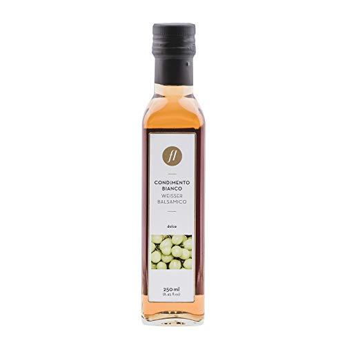 Feinkost Luigi - weißer Balsamico/Condimento bianco aus Modena (250 ml)