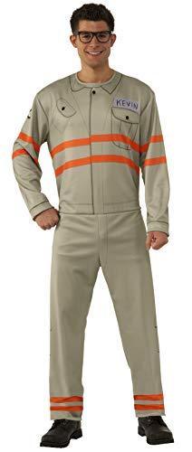 Herren 's Ghostbusters Kevin, Erwachsenen-Kostüm-X-Large ()