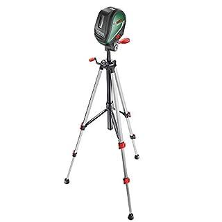 Bosch 0603663901 UniversalLevel 3 Cross Line Laser Set with Tripod, Green