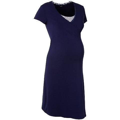 Moda per la gravidanza noppies seducente Infermieristica Camicia da notte Camicia notte gravidanza 20557