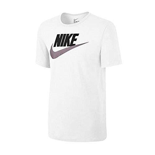 Nike M NSW Tee Icon Futura T-Shirt Homme