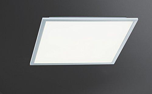 Plafoniera Led Soffitto : Wofi plafoniera led da soffitto 64.0 watt 4630 lumen