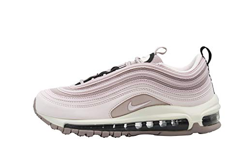 Nike Damen W Air Max 97 Leichtathletikschuhe, Mehrfarbig Pale Pink/Violet Ash/Black 000, 43 EU