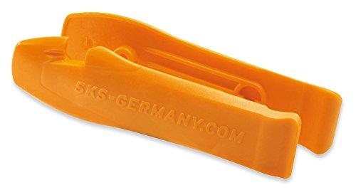 Desmontador de cubierta nylon SKS naranja (Juego)
