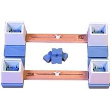 Gordon Ellis - Elevador para cama (ajustable, para cama individual)