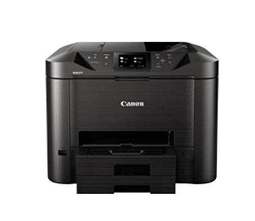 Canon MB5455 Pro Tintenstrahldrucker, Schwarz / Weiß