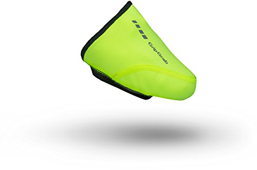 GripGrab Hi-Vis Toe Cover Fluo Yellow 2017 Überschuhe Fluo Yellow