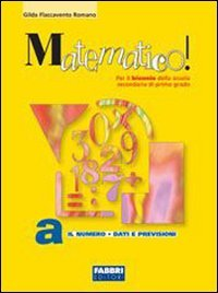 Matematico! Volume A-Materiali per il portfolio. Per le Scuole superiori