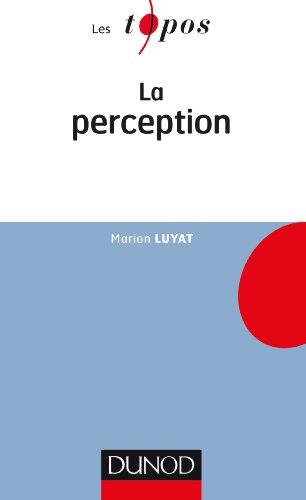 La perception par Marion Luyat