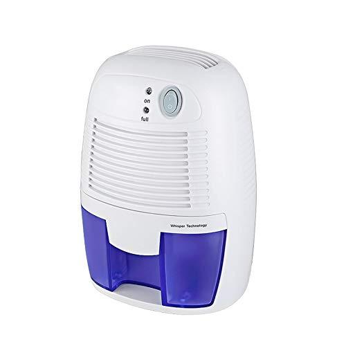KNOSSOS 500Ml Deumidificatore a semiconduttore Mini Air Dryer Assorbitore di umidità disseccante - Bianco