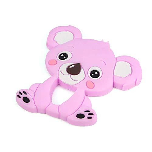 RUBY - Mordedor Koala Silicona Lactancia Bebé, Mordedor