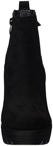 XTI 063821, Stivali Chelsea Donna nero (nero)