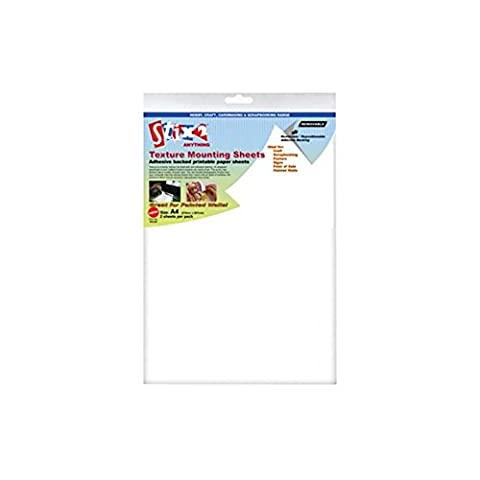 Ultra Clear Acetate Sheet (SUB) A4 0.1mm PVC Film 5 Pk