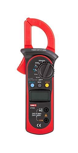 UNI-T UT202/mie0068Pinza multimetro UT202digitale pinza amperometrica con DC Volt AC