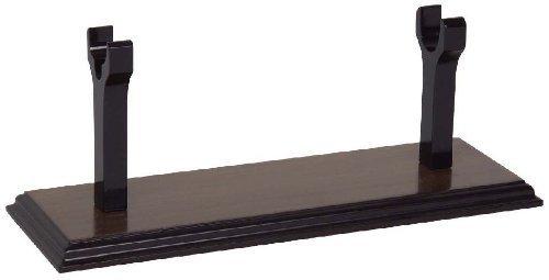 Pistolen-Ständer für Steinschlosspistolen Holz -