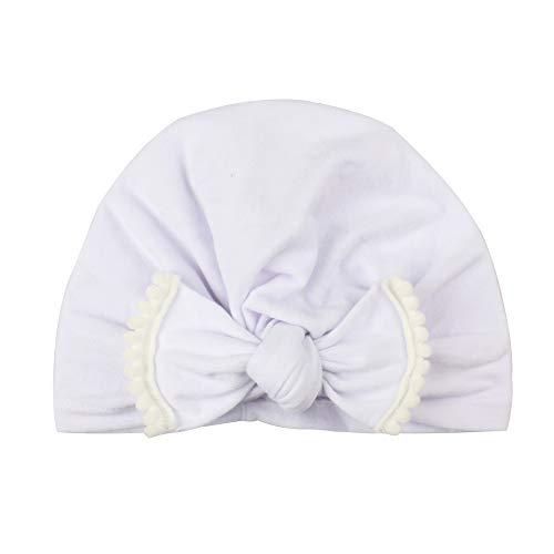 Lazzboy Babymütze Baby Mädchen Mütze Neugeborenenmütze Erstlingsmütze Hüte Mützen & Caps Hut- Baumwolle Für Nettes Kleinkind Scherzt Baby-mädchen(F)