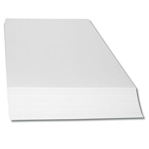 Zeichenpapier - DIN A3 - 250 Bogen - 120 g/m2