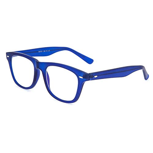 DIDINSKY Gafas de lectura graduadas para hombre y mujer transparentes. Gafas de presbicia wayfarer para hombre y mujer para vista cansada. Relax Executive +1.5 – GETTY