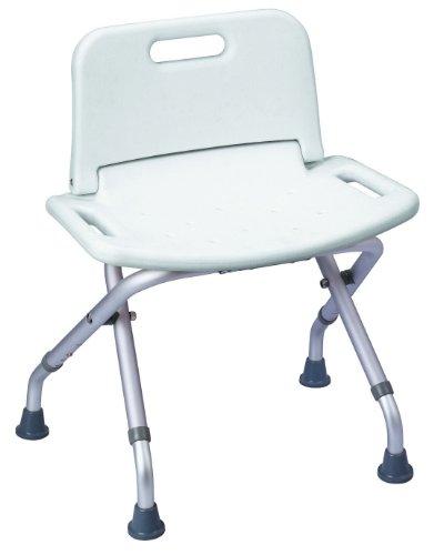Elite Care Chaise de douche pliante ultralégère...