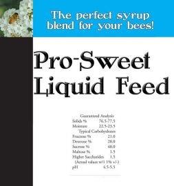 Pro Sweet Flüssignahrung für Bienen 5.44Kg Kanister