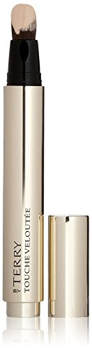 By Terry - Touche Veloutee Highlighting Concealer Brush - # 01 Porcelain 6.5Ml/0.22Oz - Maquillage