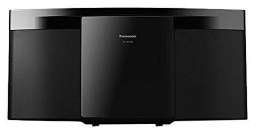 PANASONIC SC-HC195EG-K Microcadena 20W, CD, USB 2.0