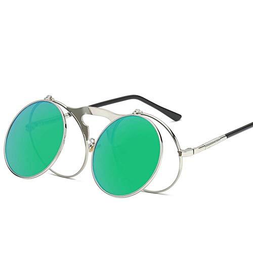 WSXCDEFGH Runde Sonnenbrille kleines Gesicht Frauen/Männer dvrving Brille femle einkaufen