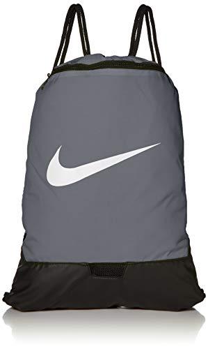 Nike Unisex-Adult Nk Brsla Gmsk - 9.0 (23l) Luggage- Garment Bag, Flint Grey/Flint Grey/White, MISC