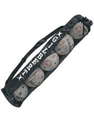 Gilbert Netball tubo Sack fósforo y entrenamiento Accissory y proteger pelotas bolsa