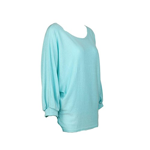 Transer - Pull - Femme Whtie taille unique green
