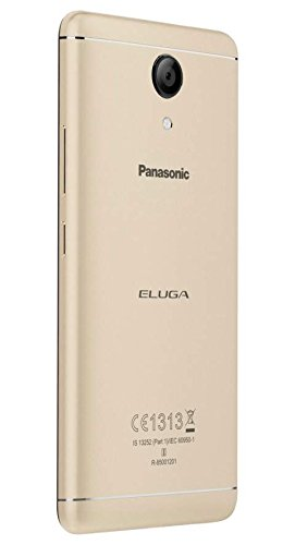 Hard Transparent Back Cover For Panasonic Eluga Ray Max
