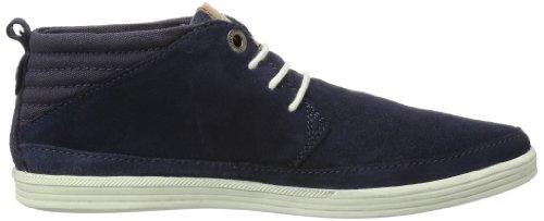 Bugatti D913436 Herren Hohe Sneakers Blau (dunkelblau 425)