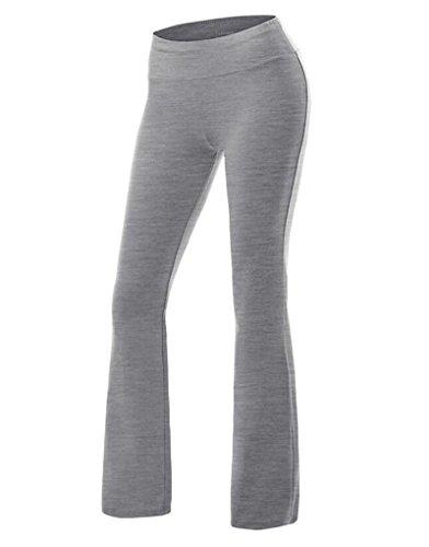 ZKOO Damen Sommer Bequem Damen Lange Hosen Freizeithosen Casual Hosen Jogginghose Yoga Hosen 2XL