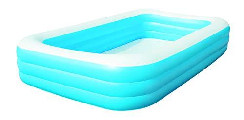 Schwimmbecken aufblasbar – Bestway – Blue Rectangular - 3