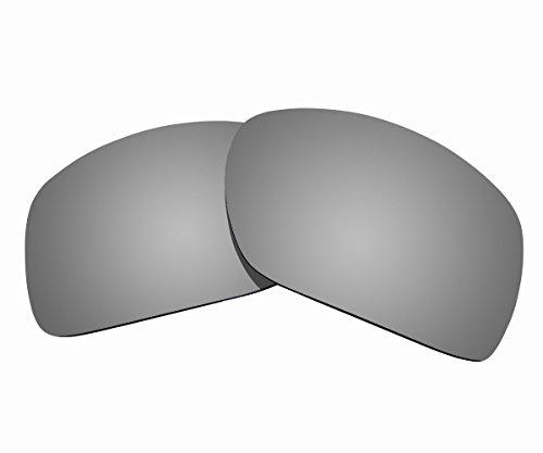 Sunnyblue2Titan Polarisierte Ersatz Gläser für Oakley Big Taco Sonnenbrillen