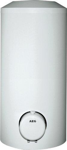 AEG STM 30 Warmwasser Standspeicher 300 Liter, EEK C, 2/3/4/6 kW, 230/400 V, Weiß, 182240 (Solar-elektro-warmwasser)
