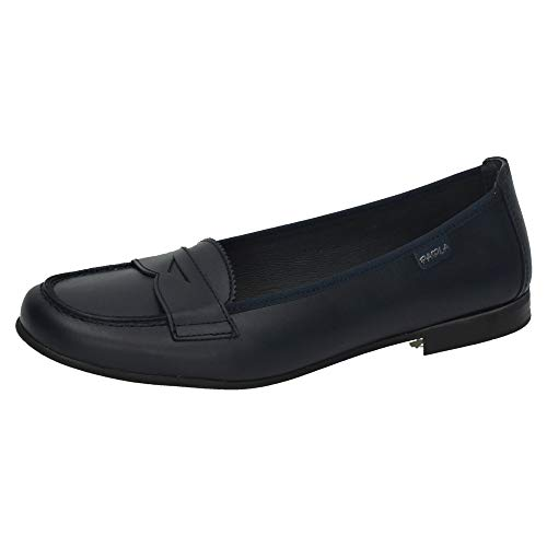 MADE IN SPAIN 844520 COLEGIAL Paola Shoes NIÑA Zapato COLEGIAL Azul Marino 39