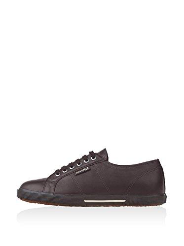 Superga - 2950 Fglu, Sneaker Unisex - Adulto Marrone (Marron (G08 Full Chocolate))