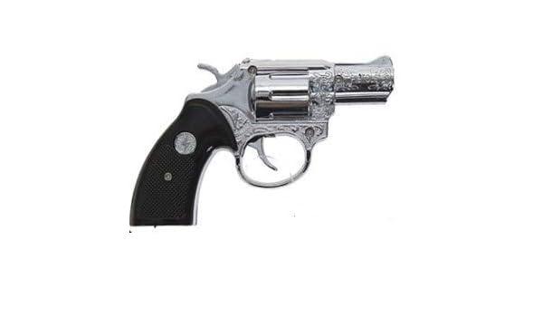 Electric Shock Cowboy Shocking Gun Pranksters Delight Trick Fun Joke Toys Gifts