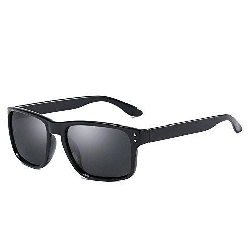 RYRYBH Brillen Polarisierte Sonnenbrillen Männer und Frauen Brillen Polarisierte Sonnenbrillen Männer und Frauen - Blendschutzspiegel UV-Schutz - Coole Retro Designer-Sonnenbrillen Wanderer/Pilotenb