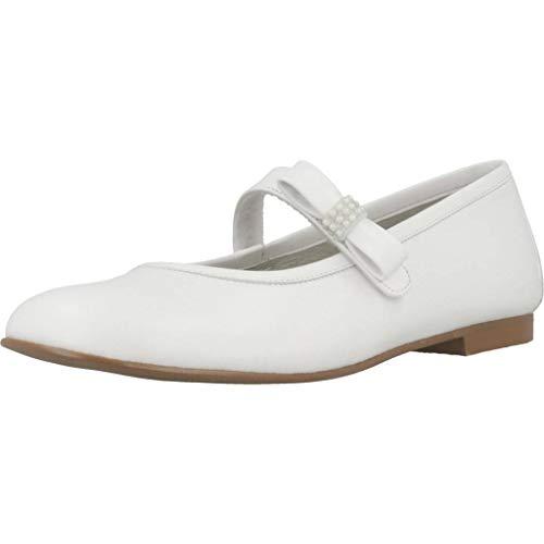 Landos Zapatos Ceremonia Ninas 8186AE para Niñas Blanco 32 EU