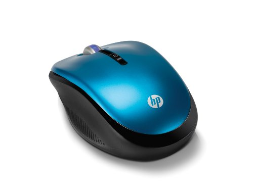 Hp Wireless Optical Mobile-maus (HP 2.4GHz Wireless Optical Mobile Mouse Ocean Drive)