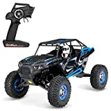 MODELTRONIC Coche Radio Control eléctrico Wltoys 12428-B 1/12 2.4G 4WD Alta Velocidad 50 km/h...