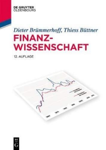 Finanzwissenschaft (De Gruyter Studium)