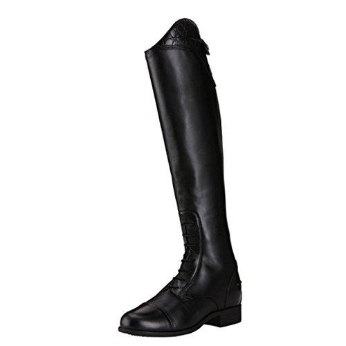 Ariat Reitstiefel Heritage Ellipse Black Croco | Farbe: BLACK CROC PRINT | Größe: 5,5 (38,5) | Schaftform: Short-Regular
