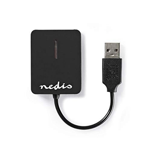 Imagen de Lector de Tarjetas Para Smartphone Nedis por menos de 20 euros.