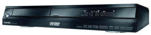 Toshiba HD XE1 HD-DVD-Player (Upscaling 1080p, HDMI 1.3) schwarz