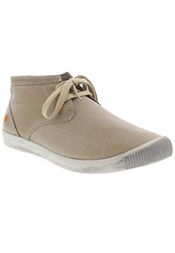 Softinos  Indira, Sneakers Hautes femme Taupe